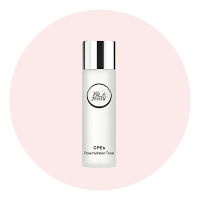 CPEs ROSE HYDRATION TONER